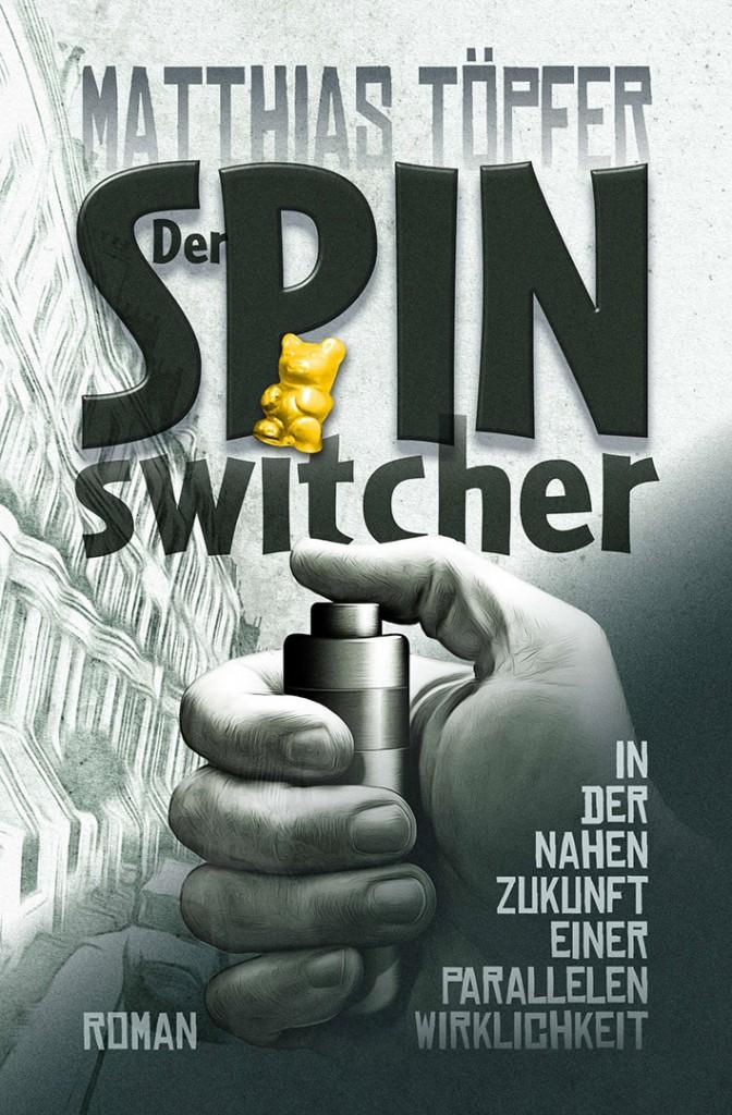 Die Lieferung meines Romans Der Spinswitcher erfolgt von heute auf morgen.