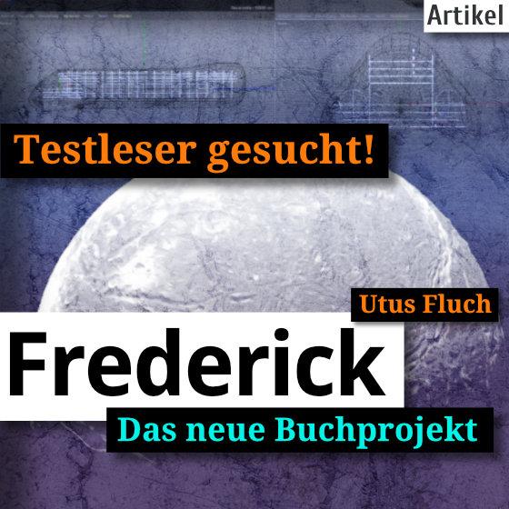 Testleser für Frederick / Utus Fluch